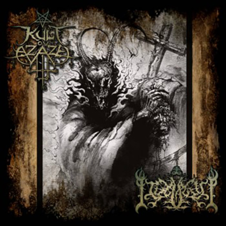 KULT OF AZAZEL/ IDOLATRY - Luciferian Vengeance