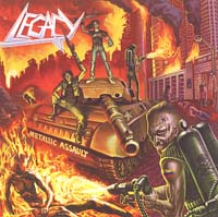 LEGACY - Metallic Assault