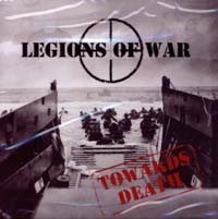 LEGION OF WAR - Towards Death