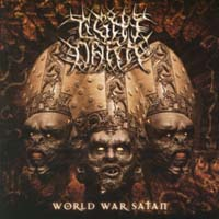 LIGHT DARK - World War Satan