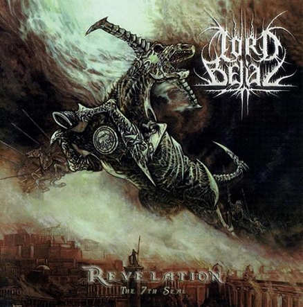 LORD BELIAL - Revelation (The 7th Seal)