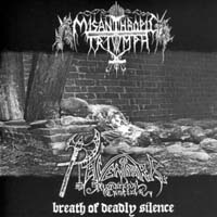MISANTHROPIC TRIUMPH/ RAVENDARK'S MONARCHAL CANTICLE - Breath of Deadly Silence