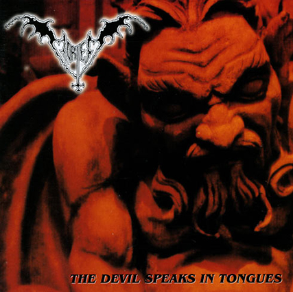 MORTEM - The Devil Speaks in Tongues