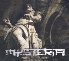MYSTERIA - Temple of the Scorn