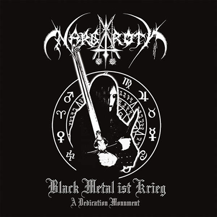 NARGAROTH - Black Metal ist Krieg (A Dedication Monument)n
