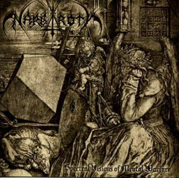 NARGAROTH - Spectral Visions of Mental Warfare