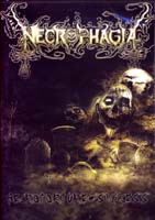 NECROPHAGIA - Necrotorture/ Sickcess DVD