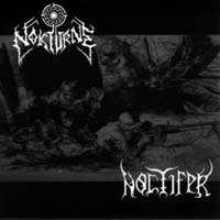 NOKTURNE/ NOCTIFER - Wargod Domination