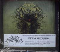 ODEM ARCARUM - Outrageous Reverie above the Erosion of Barren Earth