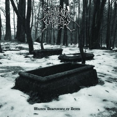 RAVENMOON SANCTUARY - Winter Desolation of Death