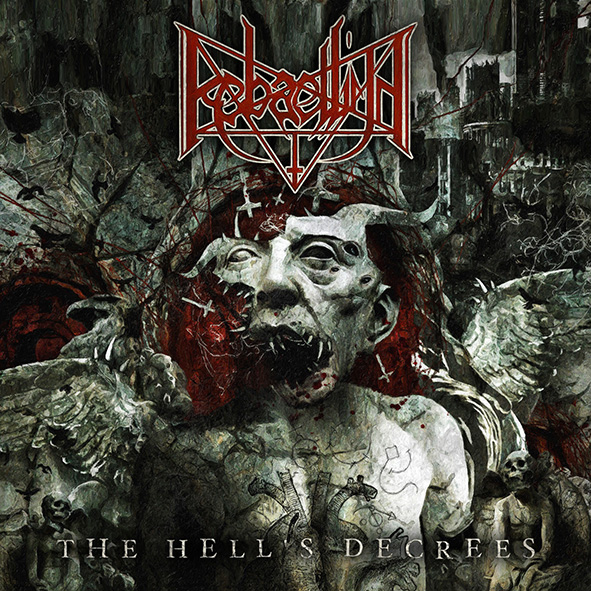 REBAELLIUN - The Hell's Decrees