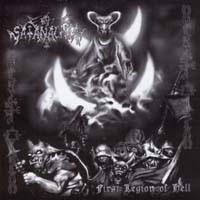 REX SATANACHIA - First Legion of Hell