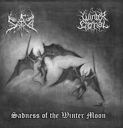 SAD/ WINTER ETERNAL - Sadness of the Winter Moon