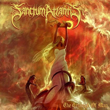 SANCTUM ATLANTIS - The Triumph of Man