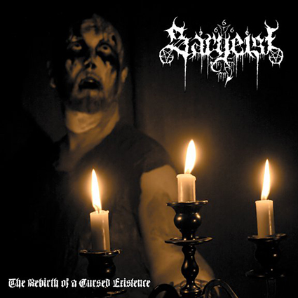 SARGEIST - The Rebirth of a Cursed Existence