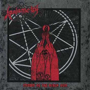 SATANCHIST - Crown of the Black Sun