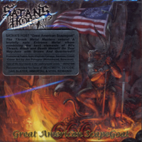 SATAN'S HOST - The Great American Scapegoat 666