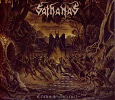 SATHANAS - Crowned Infernal
