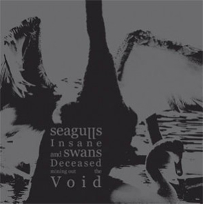 SEAGULLS INSANE AND SWANS DECEASED MINING OUT THE VOID - S/T