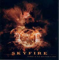 SKYFIRE - Time Less Departure