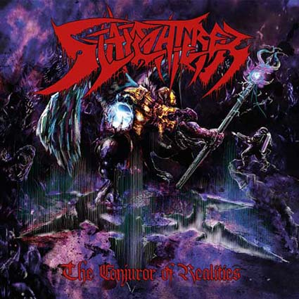 SLAUGHTERER - The Conjuror of Realities