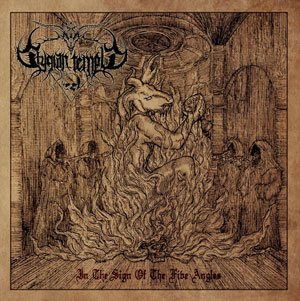 STYGIAN TEMPLE - In the Sign of the Five Angles