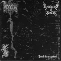 THRONEUM/ REVELATION OF DOOM - Total Regression!