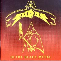 TUDOR - Ultra Black Metal