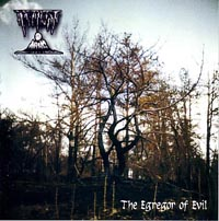 TWILIGHT IS MINE - The Egregor Of Evil