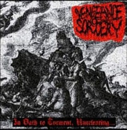 VENGEANCE SORCERY - In Oath to Torment, Unrelenting...