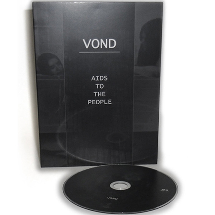 VOND - AIDS to the People A5 Digi