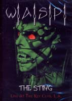 W.A.S.P. - The Sting-Live at the Key Club, L.A. DVD/ NTSC