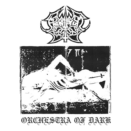 ABRUPTUM - Orchestra of Dark Black 12