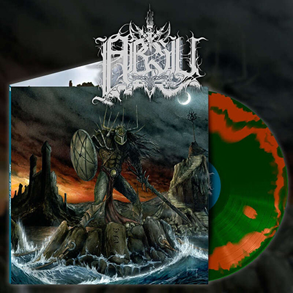 ABSU - The Sun Of Tiphareth Gatefold Swirl 12