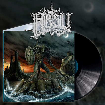 ABSU - The Sun Of Tiphareth Gatefold Black 12