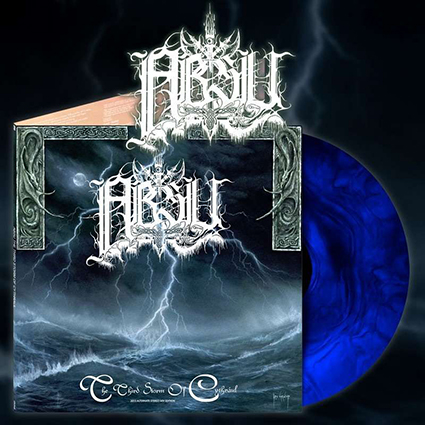 ABSU - The Third Storm Of Cythraul Blue Galaxy 12