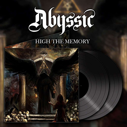 ABYSSIC - High The Memory Gatefold Black 2x12
