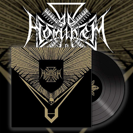 AD HOMINEM - Napalm For All Black 12