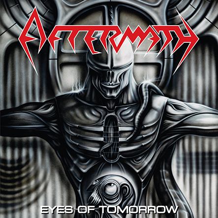 AFTERMATH - Eyes Of Tomorrow Gatefold Red/Grey Colored 2x12