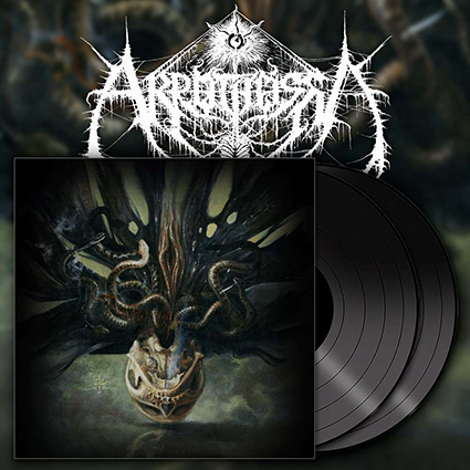 AKROTHEISM - The Law Of Seven Deaths Gatefold Black 2x12