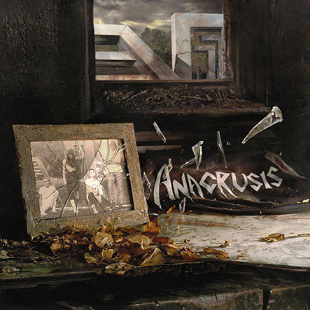 ANACRUSIS - Hindsight Reason Gatefold Black 2x12
