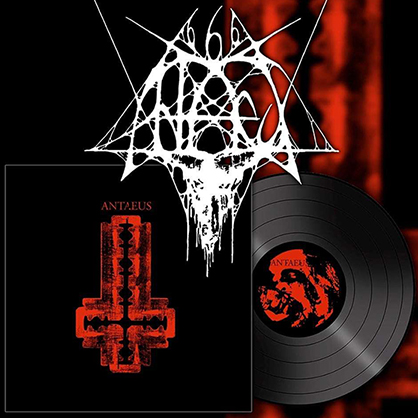 ANTAEUS - Cut Your Flesh and Worship Satan Black 12