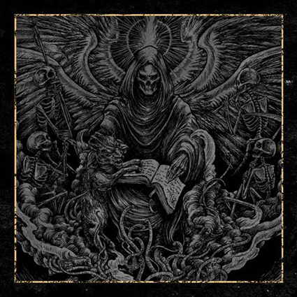 AOSOTH/ ORDER OF ORIAS split Black 12