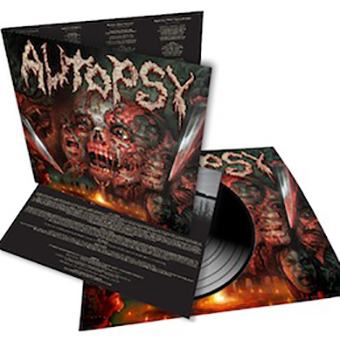 AUTOPSY - The Headless Ritual Gatefold 12