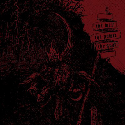 AZAGHAL/ ARS VENEFICIUM - The Will, the Power, the Goat Split 12