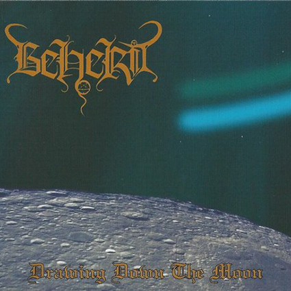 BEHERIT - Drawing Down the Moon Gatefold 12