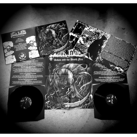 BLACK FUNERAL - Ankou and the Death Fire Gatefold 12