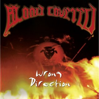BLOOD COVERED - Wrong Direction Black 12