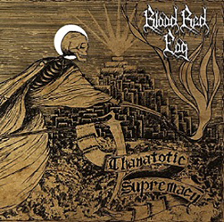 BLOOD RED FOG - Thanatotic Supremacy 12