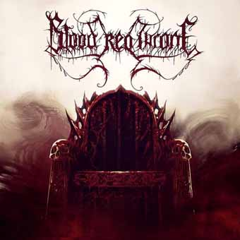 BLOOD RED THRONE - S/T 12